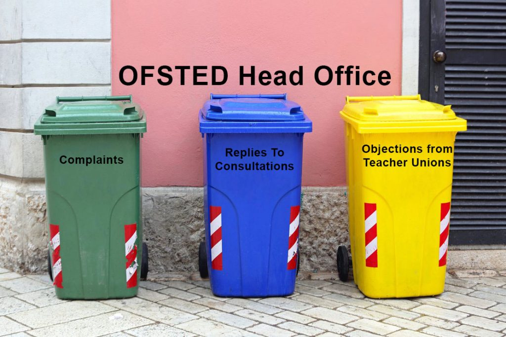 OFSTED Listens